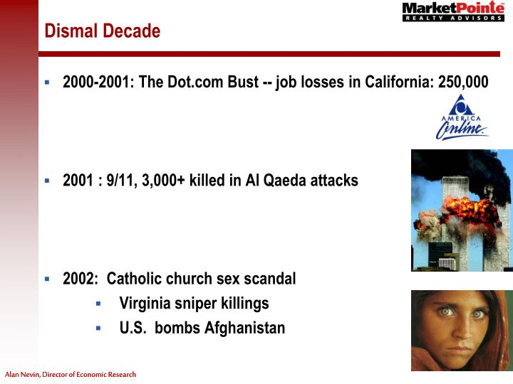 Dismal Decade
