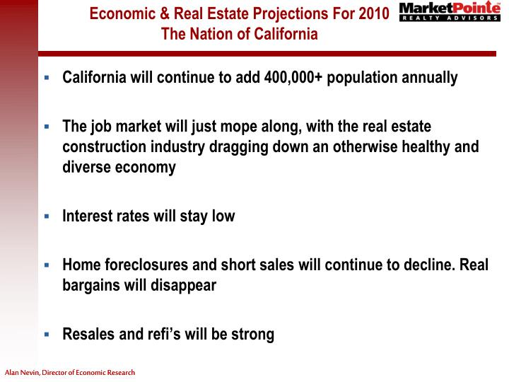 California will continue to add 400,000+ population annually