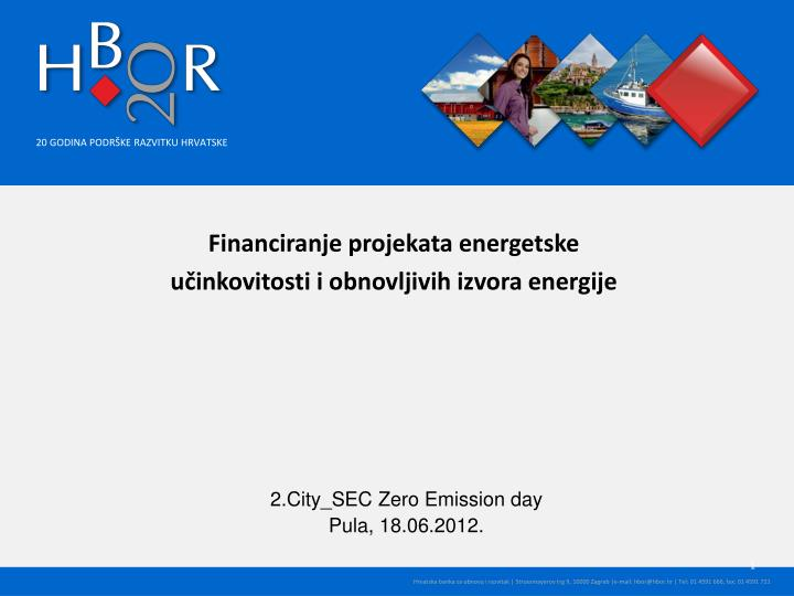 2.City_SEC Zero Emission day