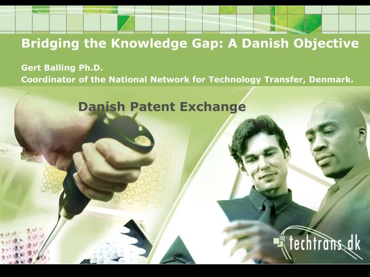 Bridging the Knowledge Gap: A Danish Objective