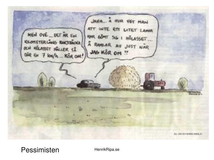 Pessimisten