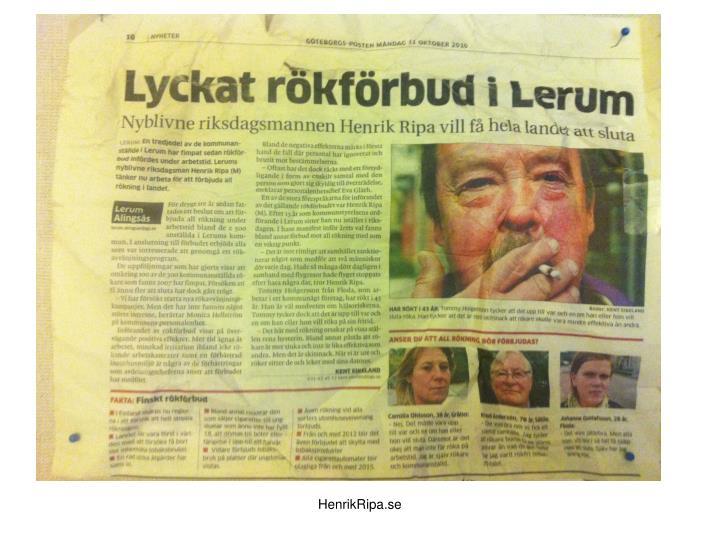 HenrikRipa.se