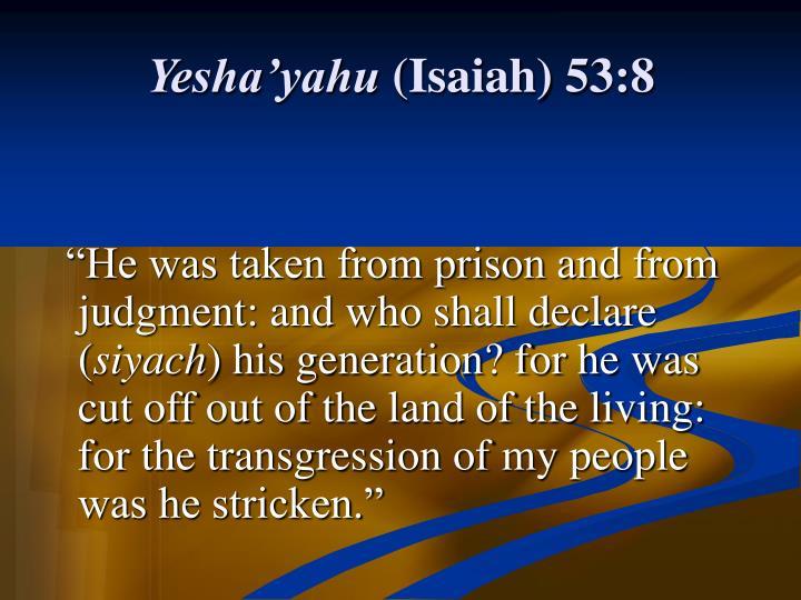 Yesha'yahu