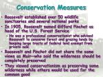 conservation measures3
