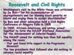roosevelt and civil rights1