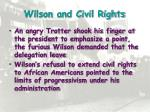 wilson and civil rights2