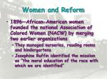 women and reform1