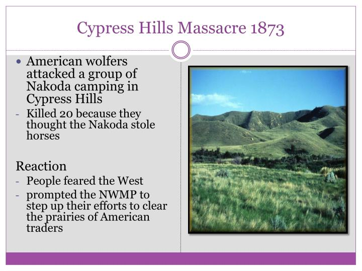 Cypress hills massacre 1873