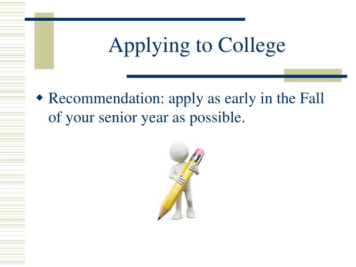 Applying to College