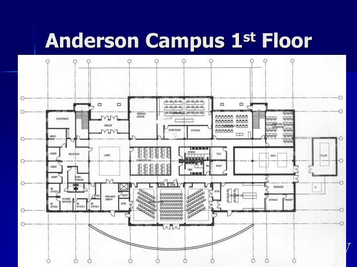 Anderson Campus 1