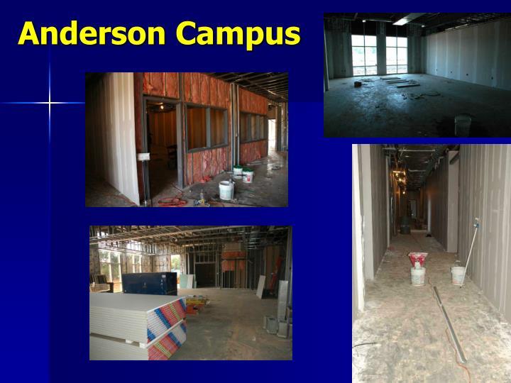 Anderson Campus
