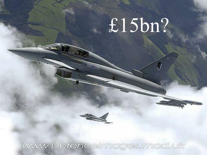 £15bn?