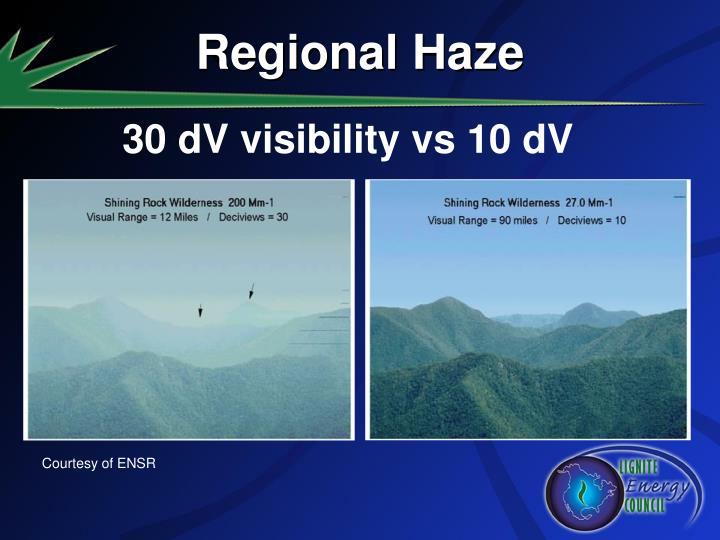Regional Haze