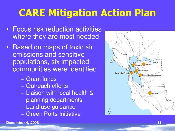 CARE Mitigation Action Plan