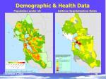 demographic health data