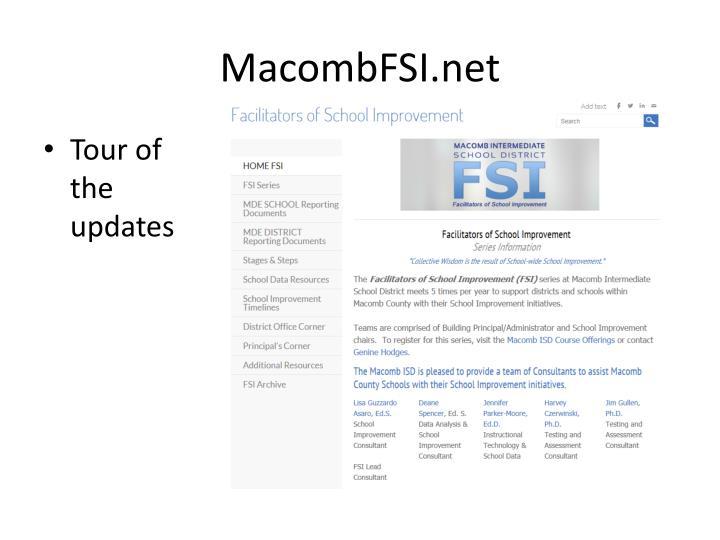 MacombFSI.net