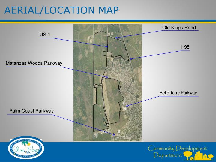 AERIAL/LOCATION MAP