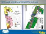 mpd land use plan conceptual plan