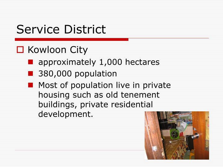 Service District