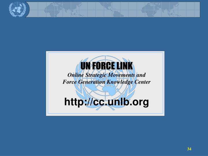UN FORCE LINK