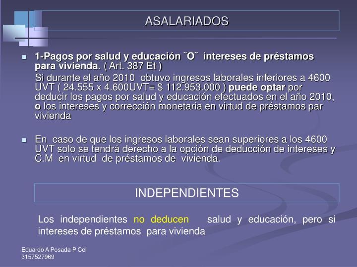 ASALARIADOS