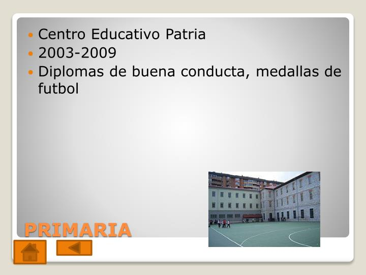 Centro Educativo Patria
