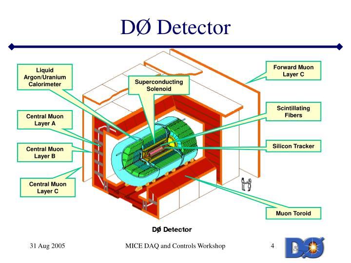 DØ Detector