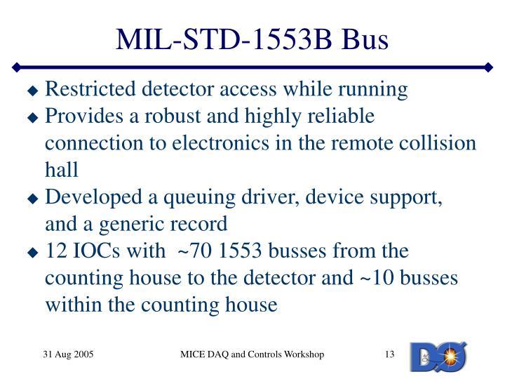 MIL-STD-1553B Bus
