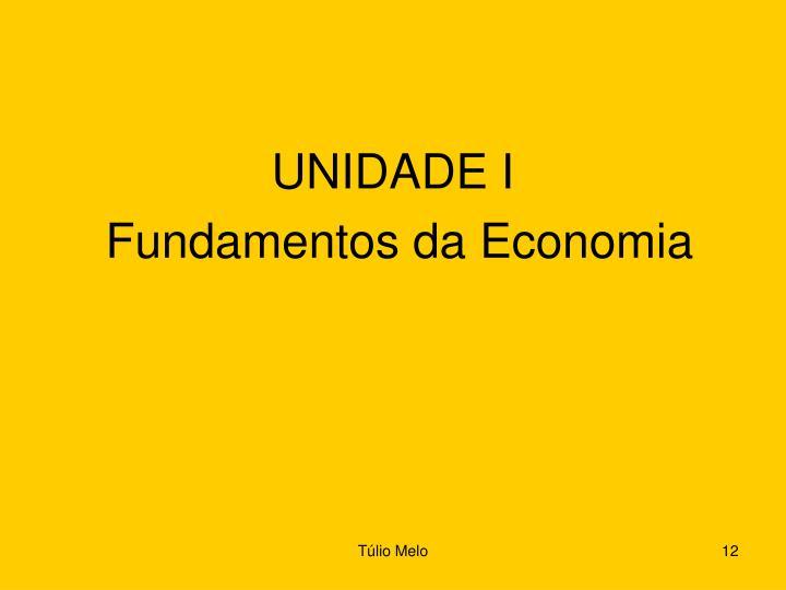 UNIDADE I