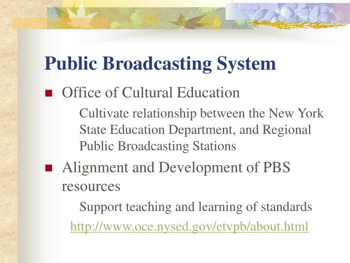 Public Broadcasting System