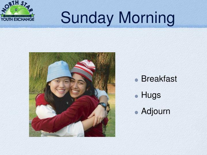 Sunday Morning