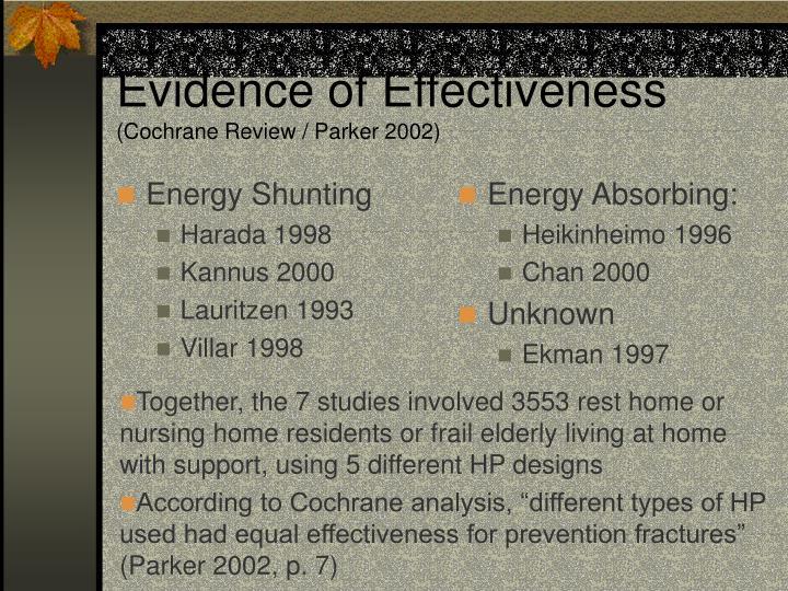 Energy Shunting