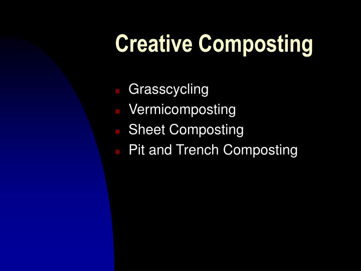 Creative Composting