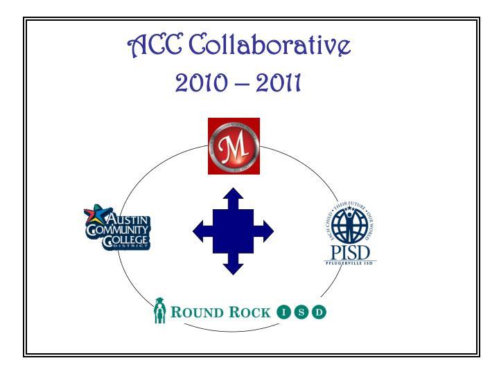 ACC Collaborative