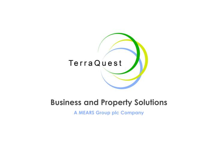 Business and Property Solutions