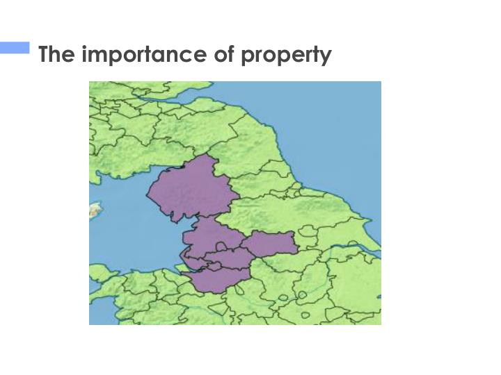 The importance of property