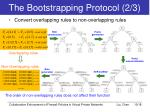 the bootstrapping protocol 2 3