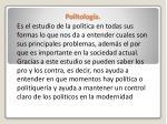 politolog a