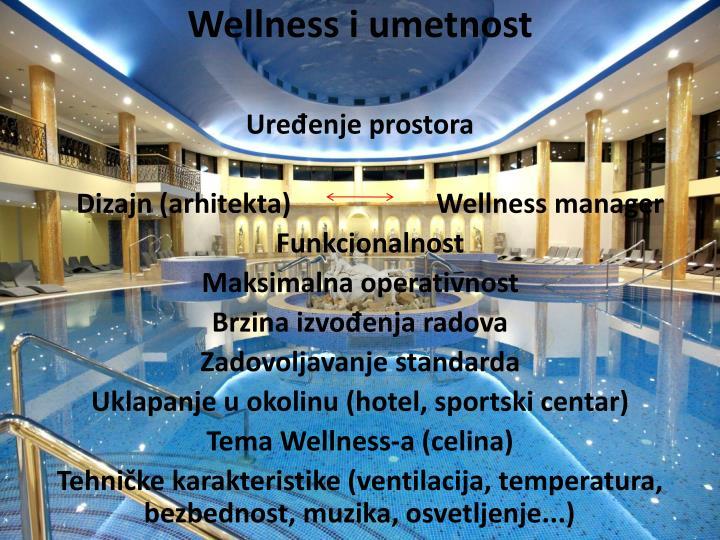 Wellness i umetnost