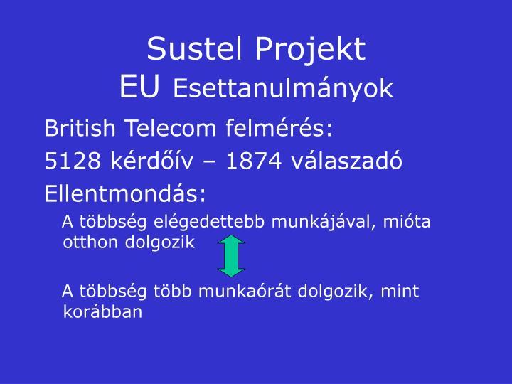 Sustel Projekt