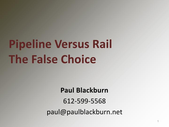 Paul blackburn 612 599 5568 paul@paulblackburn net
