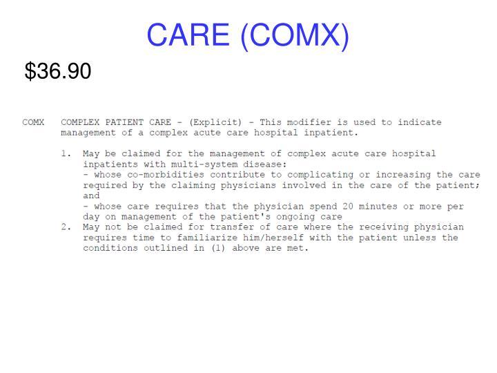 CARE (COMX)
