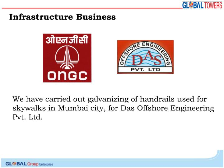 Infrastructure Business