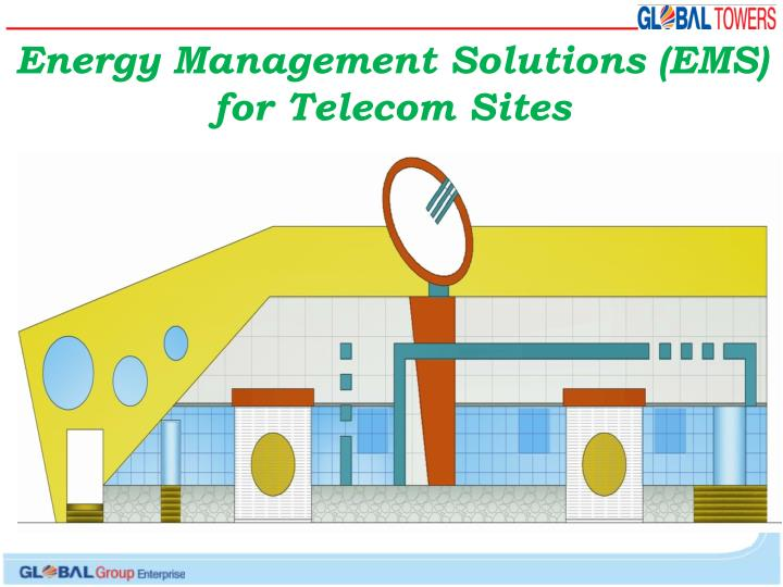 Energy Management Solutions (EMS)