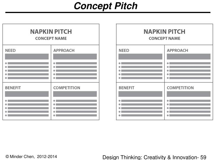 Concept Pitch