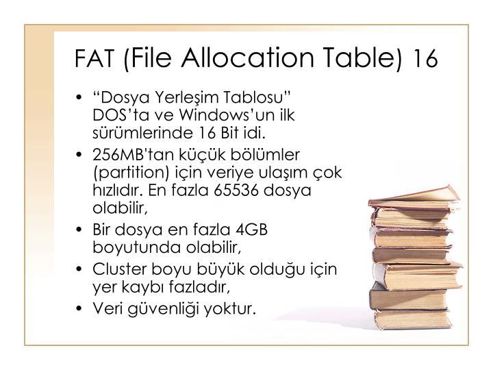FAT (