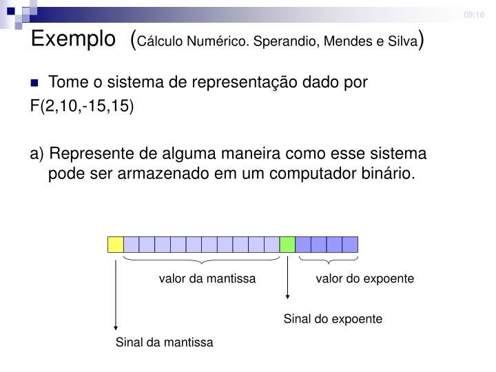 Exemplo (