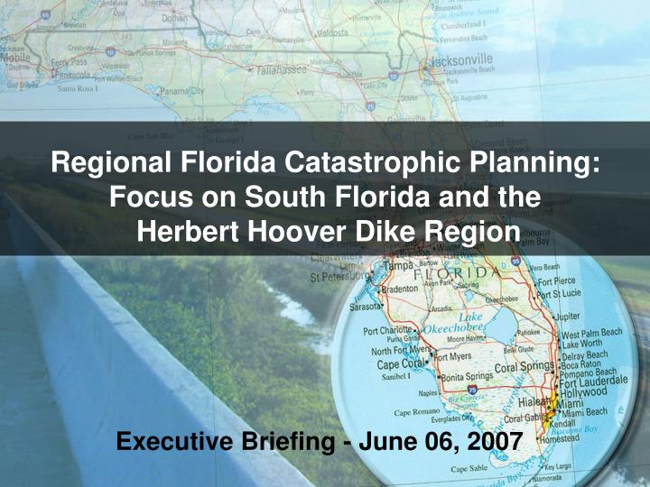florida catastrophic planning initiative essay