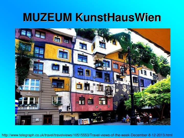 MUZEUM KunstHausWien