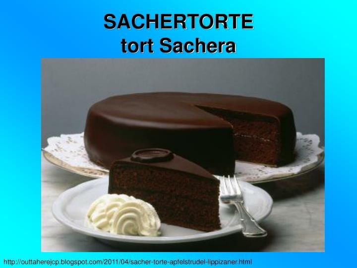 SACHERTORTE